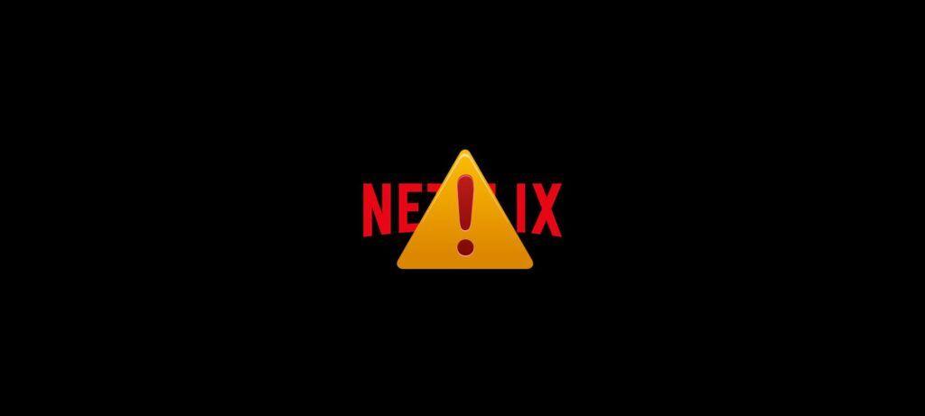 Erros Netflix